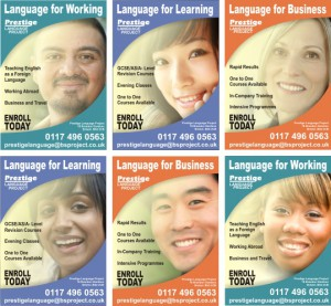 language-course-posters