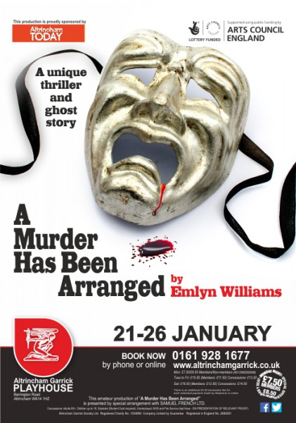 A Murder Has Been Arranged Poster
